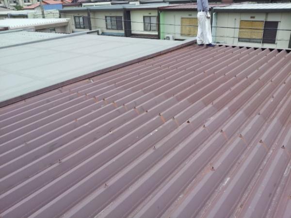 M様邸 2013 屋根 カバー工法