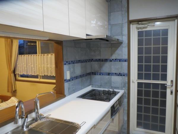 2015 W様邸 キッチン・収納